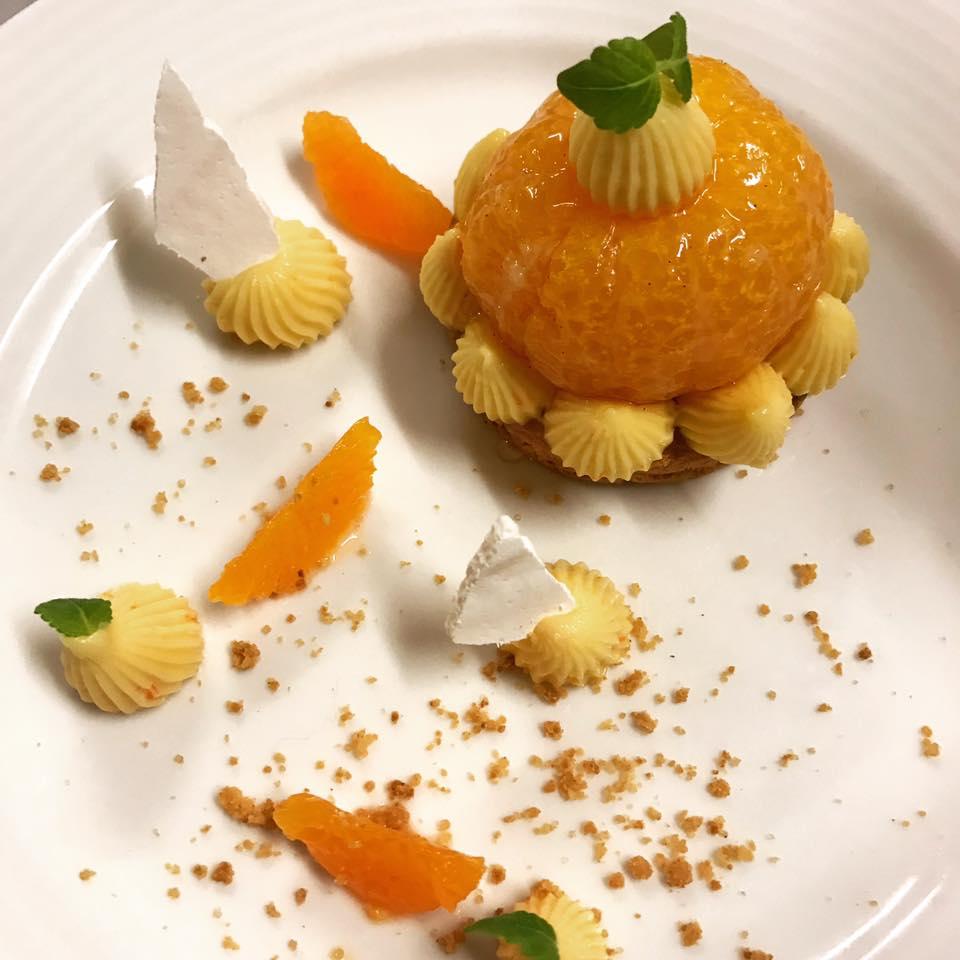 Autour de la mandarine